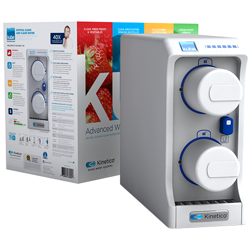 Kube® Advanced Water Filtration System