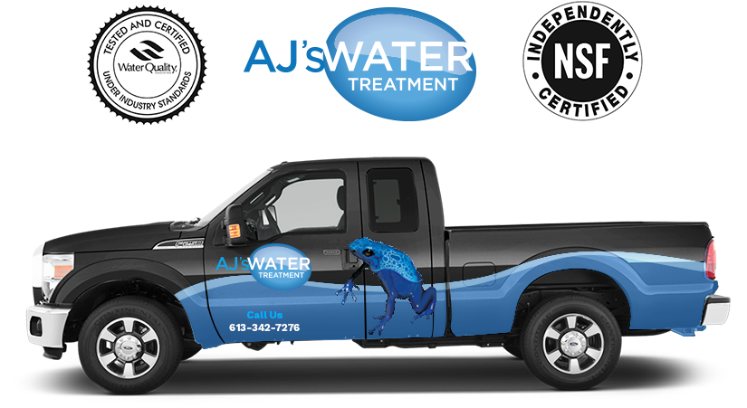 AJ's Water Treatment